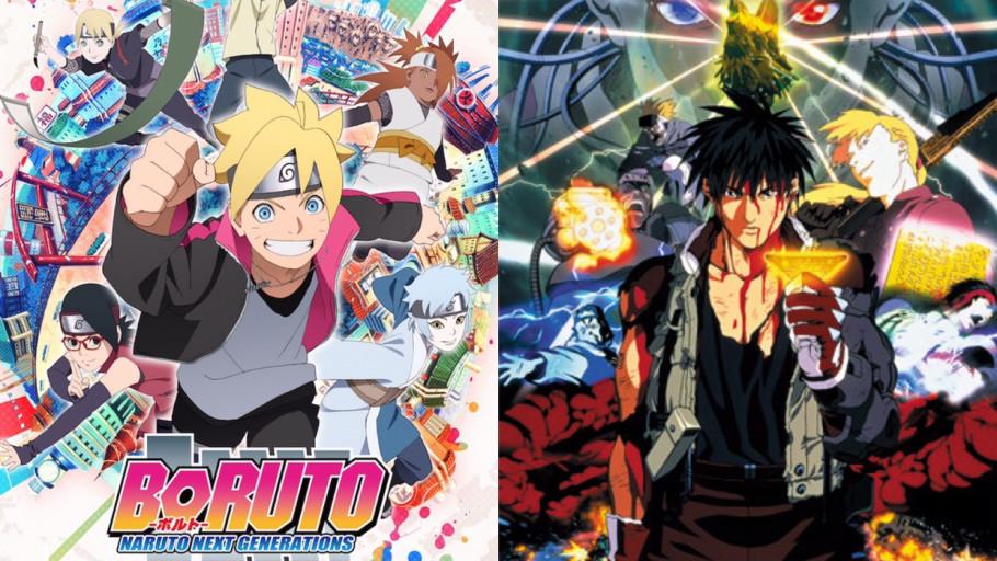 6 Anime Ditunda Rilis, Boruto 209 karena Olimpiade Tokyo 2020