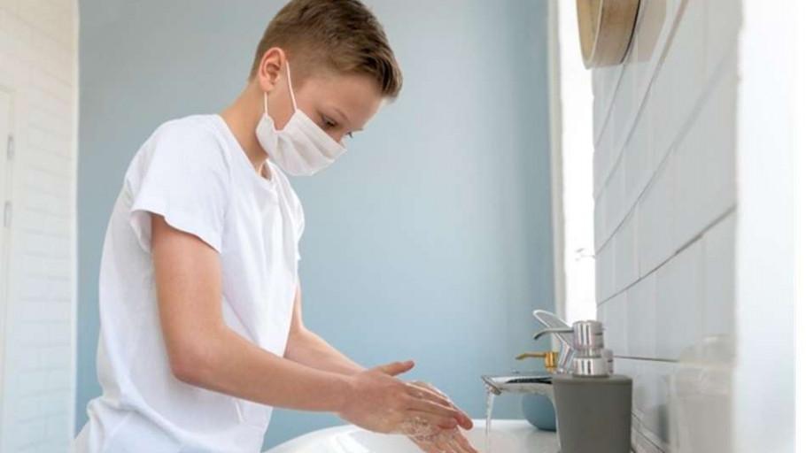 6 Langkah Cuci Tangan Dengan Benar Menurut WHO