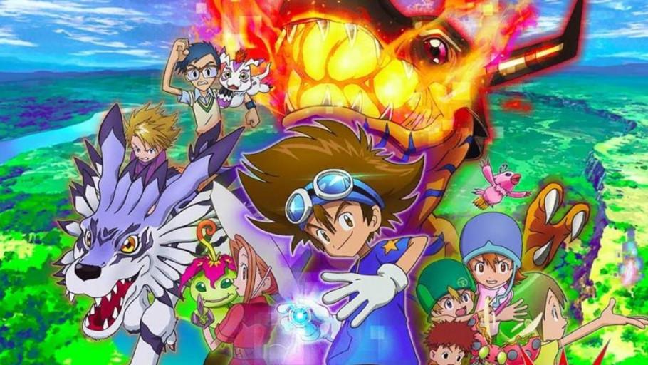 Spoiler Digimon Adventure 57, Hadirkan Evolusi Garurumon Baru