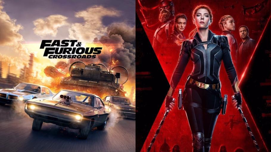 Daftar Box Office 9-11 Juli 2021, Film Black Widow Kalahkan F9