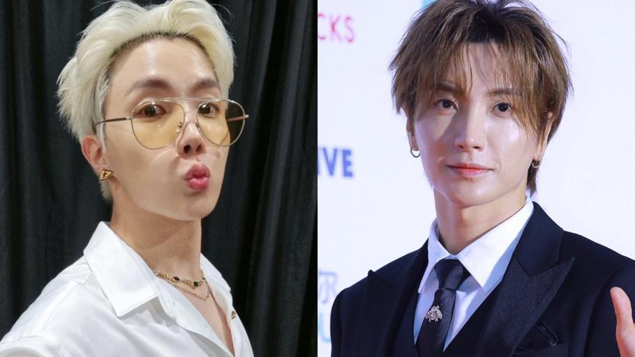 Awal Mula Leeteuk dan J-Hope BTS Berteman Karena Orangtua