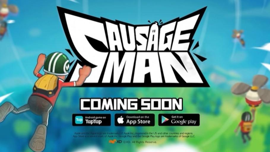 Download Sausage Man, Game Battle Royale iOS & Android Lagi Viral
