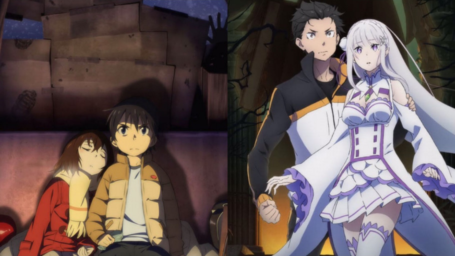 10 Anime Ceritanya Mirip Tokyo Revengers, Erased Hingga Re:Zero