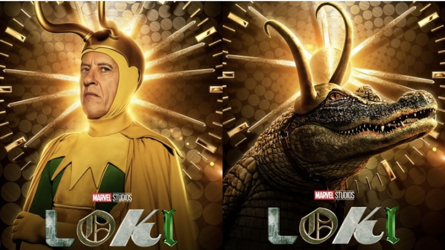 Asal Alligator Loki Terkuak, Richard E Grant Inginkan Spin-off