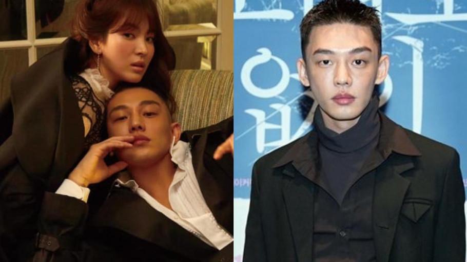 Dekat sama Song Hye Kyo, Siapa Pacar Yoo Ah In?