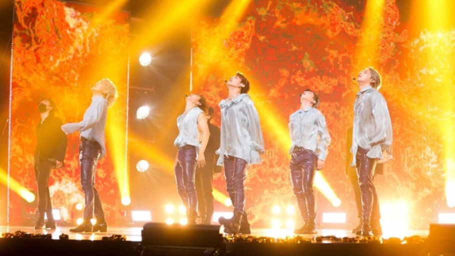 Gelombang 4 Covid-19 di Korsel, Grup Kpop Batalkan Konser Offline