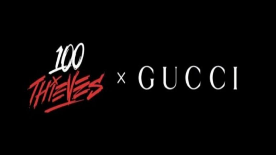 Sasar Gamers, Gucci Kolaborasi dengan 100 Thieves