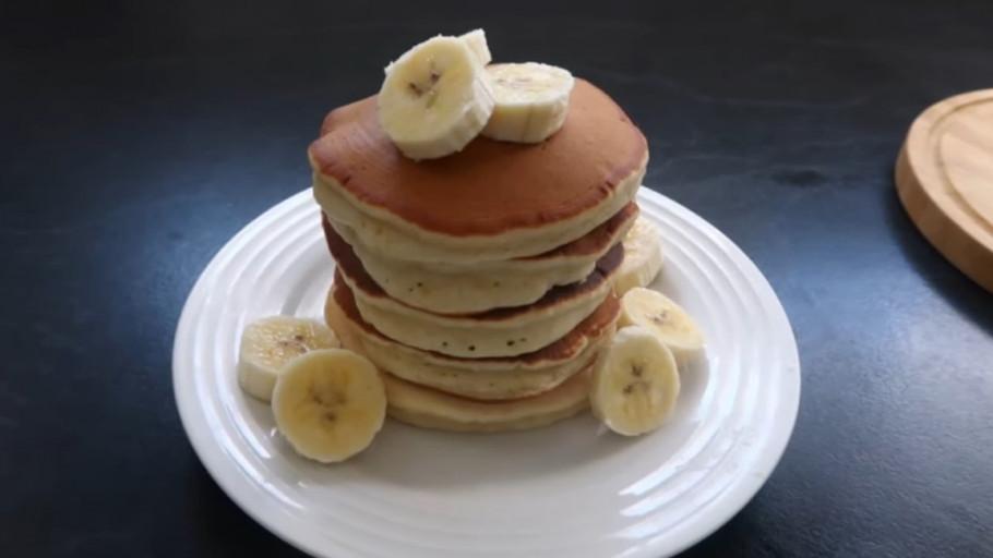 Resep Pancake Pisang Sederhana untuk Coba di Rumah