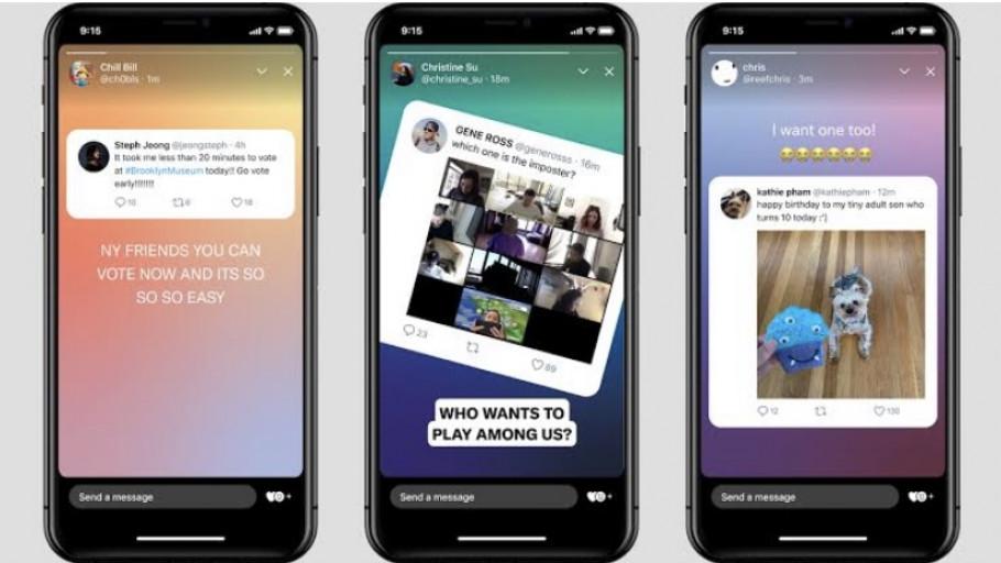 Twitter Hapus Fitur Fleets yang Mirip Instagram Stories