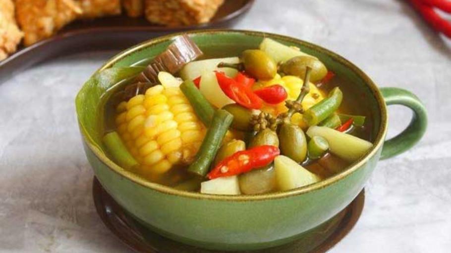 5 Resep Sayur Asem dari Berbagai Daerah di Indonesia
