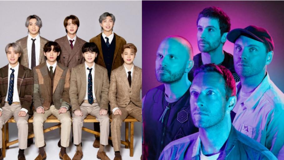 HYBE Labels Tanggapi Isu BTS dan Coldplay Kolaborasi