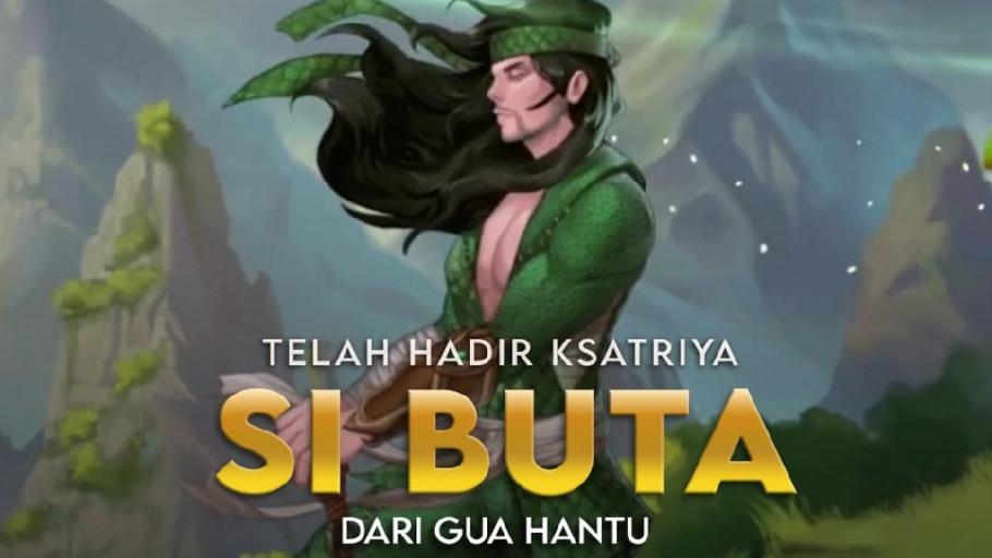 Si Buta dari Gua Hantu Jadi Hero Baru di Game MOBA Lokapala