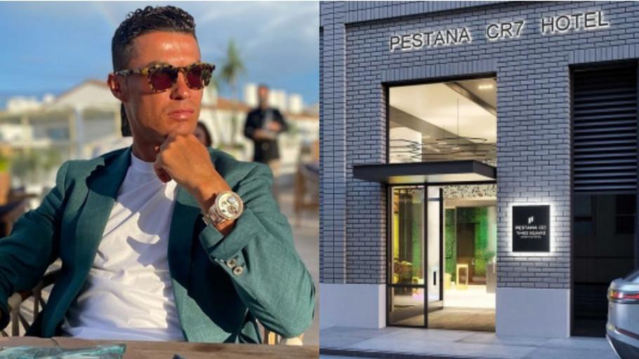 7 Potret Mewah Pestana CR7, Hotel Baru Cristiano Ronaldo di New York