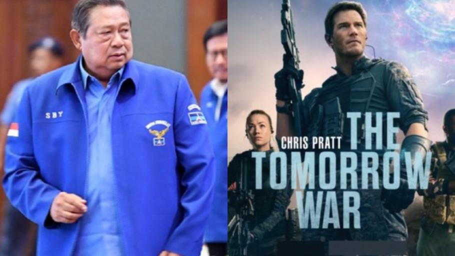 Adegan SBY di Film The Tomorrow War yang Bikin Heboh