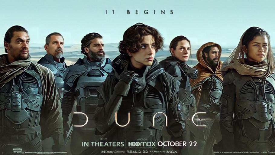 Fakta Terbaru Film Dune, Lengkap Sinopsis dan Jadwal Tayang