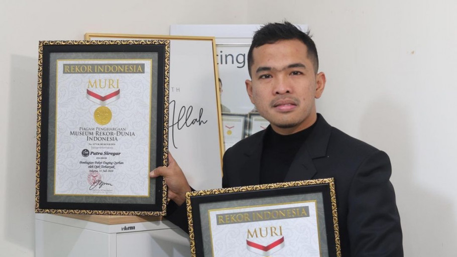 Profil dan Biodata Putra Siregar, Bos PS Store Raih Rekor MURI