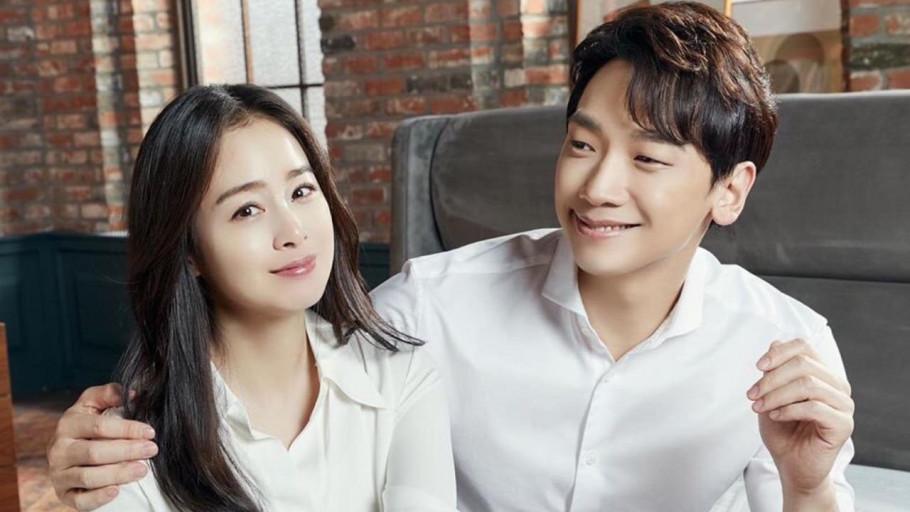 Rain Bantah Kim Tae Hee Hamil Lagi, Wajah Anak Masih Rahasia