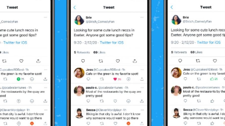 Twitter Uji Coba Tombol Upvote dan Downvote, Apa Fungsinya?