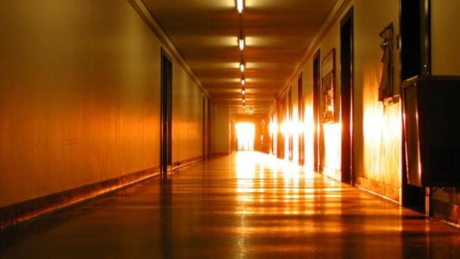 Infinite Corridor - MIT