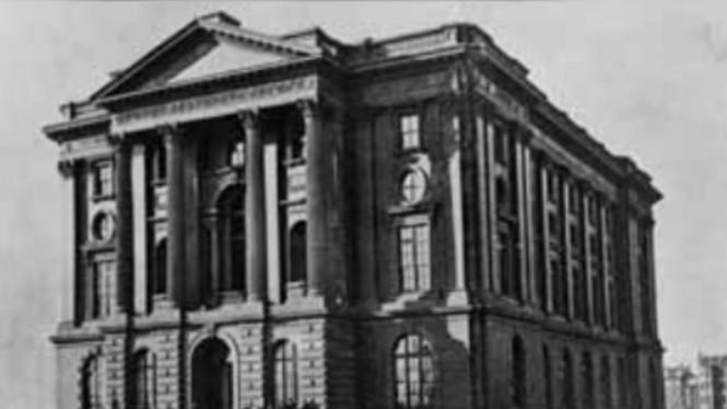 Gedung Lama MIT