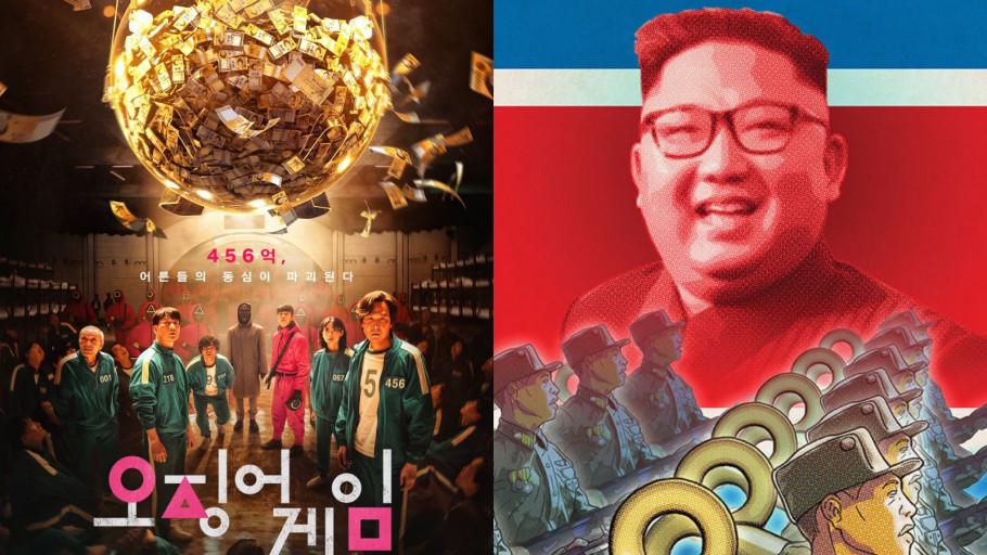 Squid Game dan Korea Utara