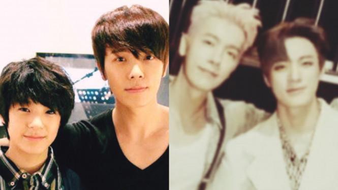 Donghae dan Jeno NCT