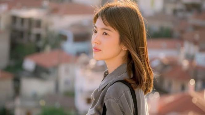 Song Hye Kyo di Descendants of The Sun