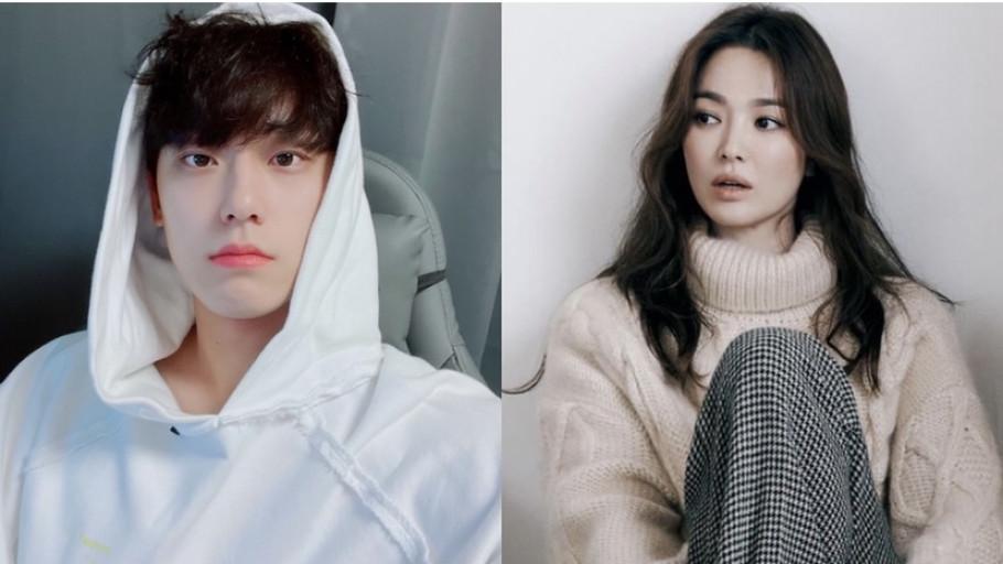 Lee Do Hyun dan Song Hye Kyo